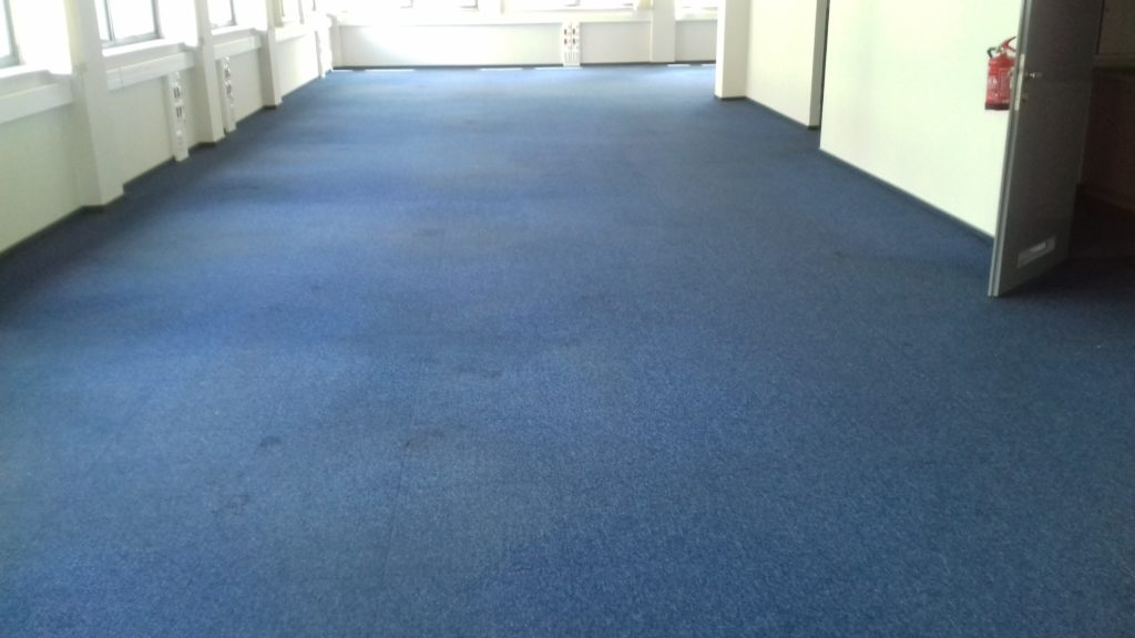 Czyszczenie wykładziny dywanowej