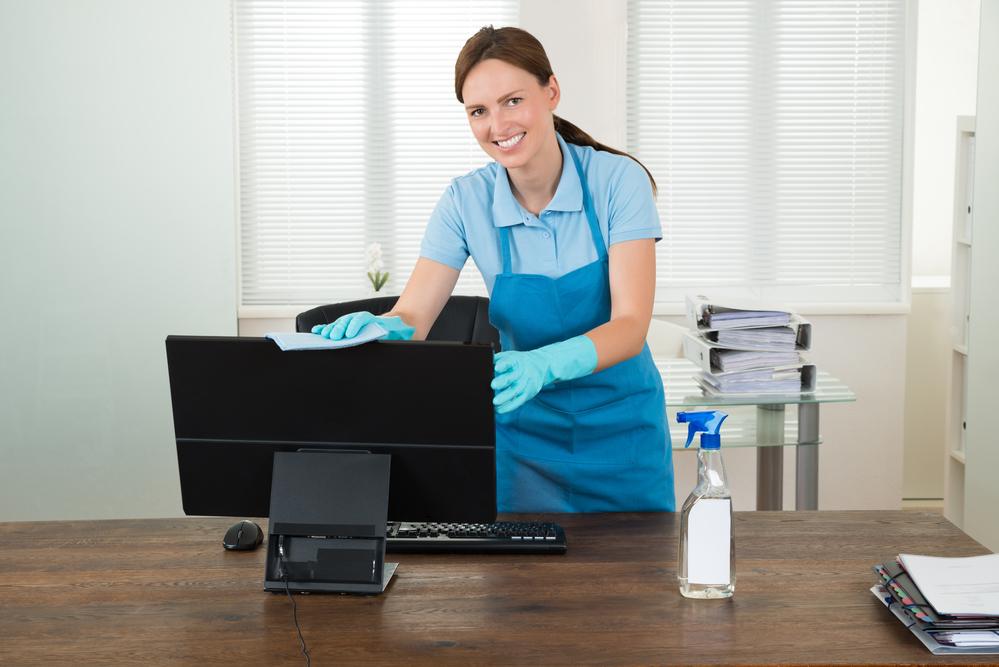 Jak wycenić sprzątanie biura – Case Study