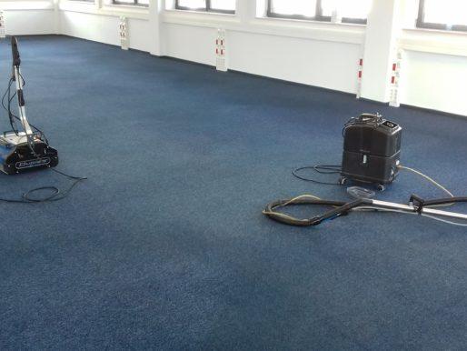 Parnie ekstrakcyjne wykładzin dywanowych – Case Study