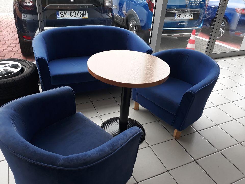 Ile czasu może zająć czyszczenie tapicerki 71 krzeseł
